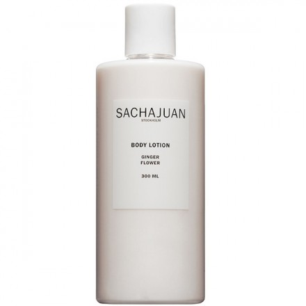 Lotion SachaJuan pour le corps - Body Lotion Ginger Flower -