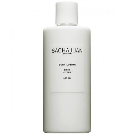 Lotion SachaJuan pour le corps - Body Lotion Shiny Citrus - 300 ml