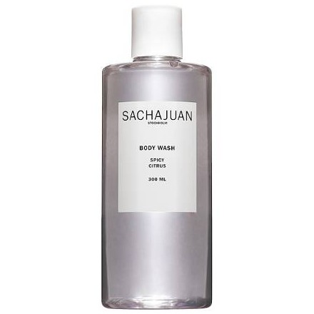 Gel douche SachaJuan - Body Wash Spicy Citrus - 300 ml