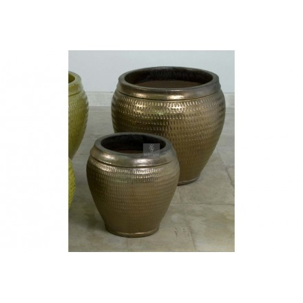 Pot Agrume Bronze