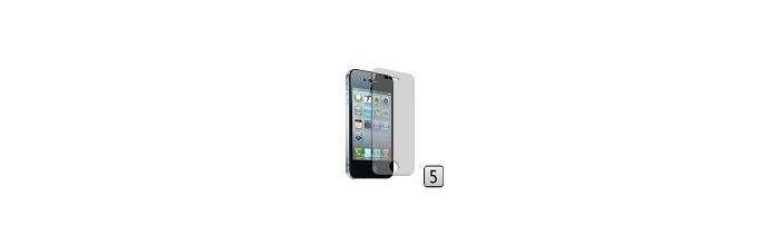 Protections Ecran iPhone 5