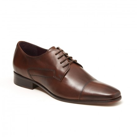 "Chaussure ""Christopher"" marron"