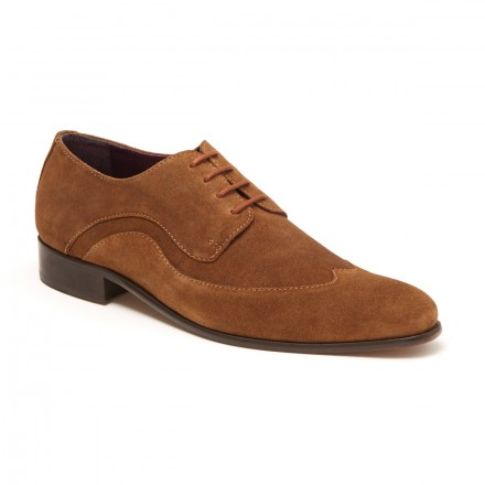 "Chaussure ""James"" daim sable"